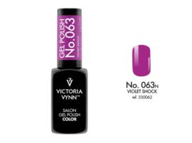 Victoria Vynn Salon Gelpolish 063 Violet Shock