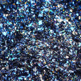 Semilac Flash Holo Blue 691 0,2g