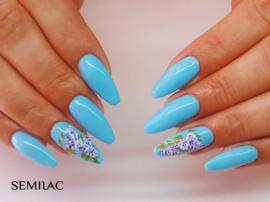 Semilac gelpolish 044 Intense Blue 7ml
