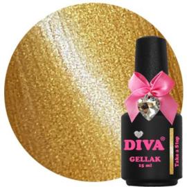 Diva Gellak Cat Eye Take a Step 15 ml