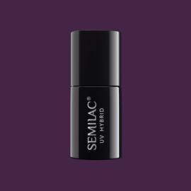 Semilac gelpolish 014 Dark Violet Dreams 7ml