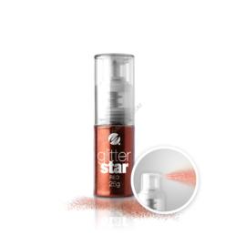 Silcare Glitter Spray Red/copper 25g
