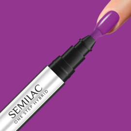 Semilac One Step gelpolish S760 Hyacinth Violet 3ml