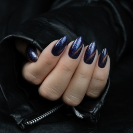 Semilac Magic Cat Eye gelpolish Violet 315