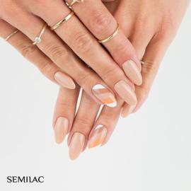 Semilac gelpolish 138 Perfect Nude 7ml