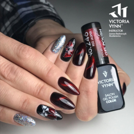 Victoria Vynn Salon Gelpolish Stone Cat Eye 246 Red Jasper