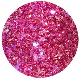 Metoe Nails Purple Madness Pink Leopard