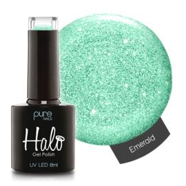 Halo Gelpolish Emerald 8ml