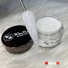 WowBao Nails glitter acryl poeder BAO 28g