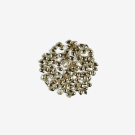 Semilac nailart studs klein Druppel goud 766 100pcs