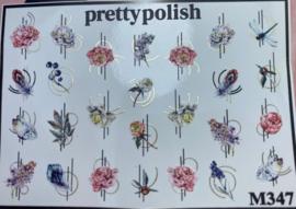 Pretty Polish | Slider | Waterdecal M347