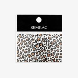 Semilac transfer folie 17 Wild Animals