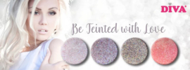 Be Teinted with Love glitters