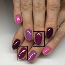 Semilac gelpolish 012 Pink Cherry 7ml