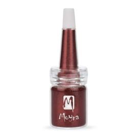 Moyra Glitter in Flesje nr. 03 - Rood