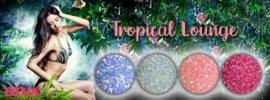 Tropical Lounge glitters