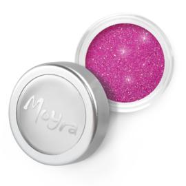 Moyra Glitter Powder 09 neon roze