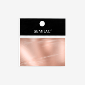 Semilac transfer folie 03 Rose Gold