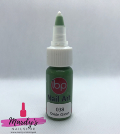 IBP Nail Art Paint Verf #038 Oxide Green