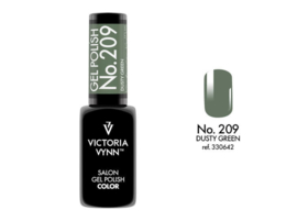Victoria Vynn Salon Gelpolish 209 Dusty Green