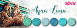 Diva Aqua Luna Pigmenten inclusief 6 applicators