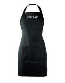 Semilac schort zwart wit