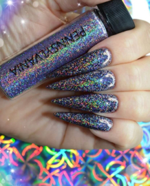 World of Glitter - Pennsylvania Purple Supercharged Holographic Nail Glitter