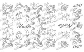 Nailin N361 zomer