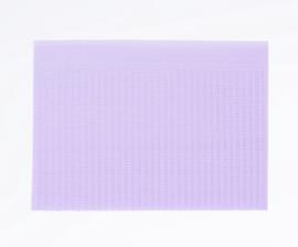 Table Towels 25 stuks lila tafel doekjes
