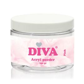Diva Acryl Poeder Pink 250 gram