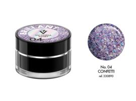 Victoria Vynn Brillant gel 04 Confetti 5g
