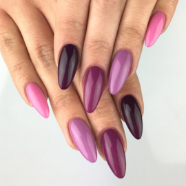 Semilac gelpolish 099 Dark Purple Wine 7ml