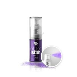 Silcare Glitter Spray Violet 25g
