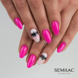 Semilac gelpolish 008 Intensive Pink 7ml