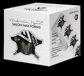 Victoria Vynn salon sjablonen 100st. zwart