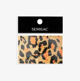 Semilac transfer folie 19 Wild Animals