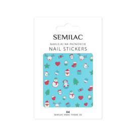 Semilac Nagelsticker 04