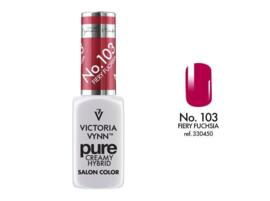 Victoria Vynn Pure Gelpolish 103 Fiery Fuchsia