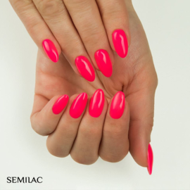 Semilac gelpolish 042 Neon Raspberry 7ml