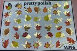Pretty Polish | Slider | Waterdecal M396 - Herfst