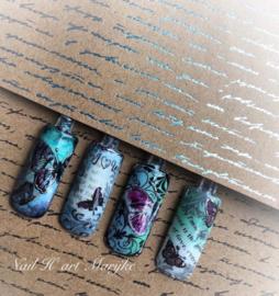 Nailart workshop Stamping nailart met Moyra zon. 15 december