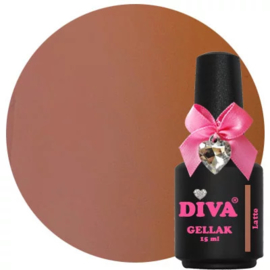Diva Gellak Latte 15 ml