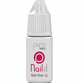 Pure Nails lijm 3gr.