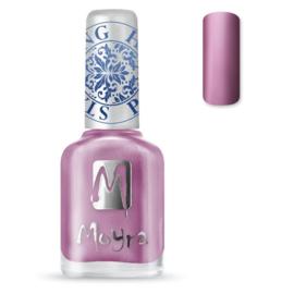Moyra Stempel Nagellak sp10 Metal Rose
