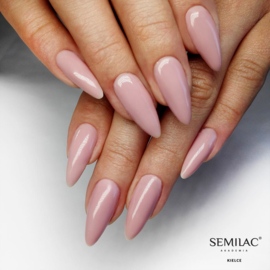 Semilac Extend 5 in 1 802 Dirty Nude Rose (rubber base) 7ml