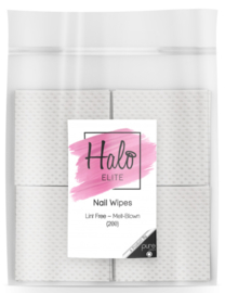 Halo Elite Nail Wipes pack of 200
