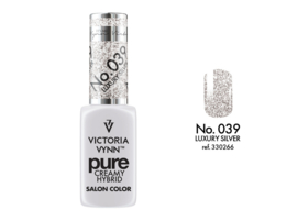 Victoria Vynn Pure Gelpolish 039 Luxury Silver