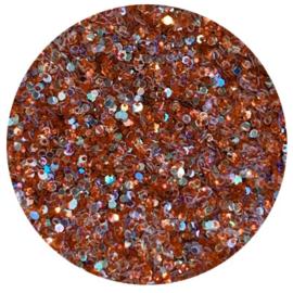 Metoe Nails Wild Things Merlot glitter