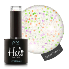 Halo Gelpolish Confetti Cannon 8ml