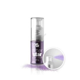 Silcare Glitter Spray Light Violet 25g
